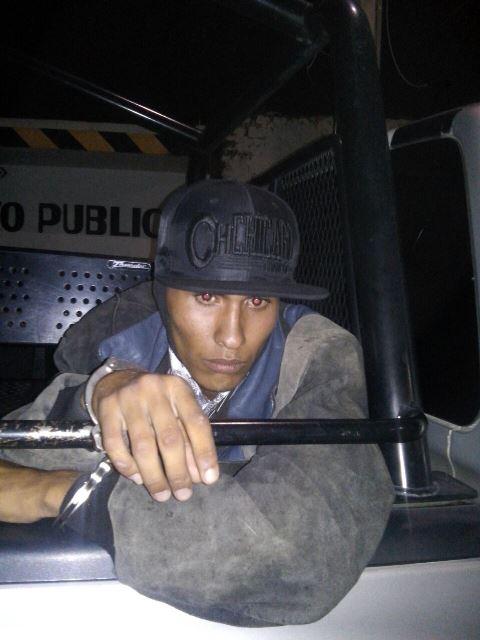 ¡Policía municipal lesionado en una riña campal en Aguascalientes y detuvo a su agresor!