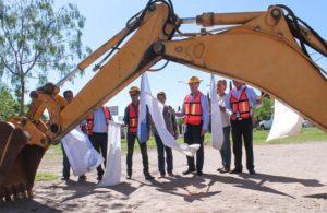 Remodelación de parque Cartagena 1