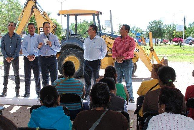 ¡Continúa Gobierno Municipal desarrollando infraestructura urbana de primer nivel!
