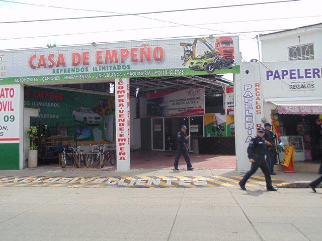 ¡Inician juicio penal a 3 ex policías por intento de extorsión a comerciante en Aguascalientes!