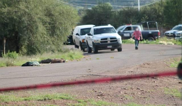 ¡En Trancoso ejecutaron a balazos a un sujeto desconocido!