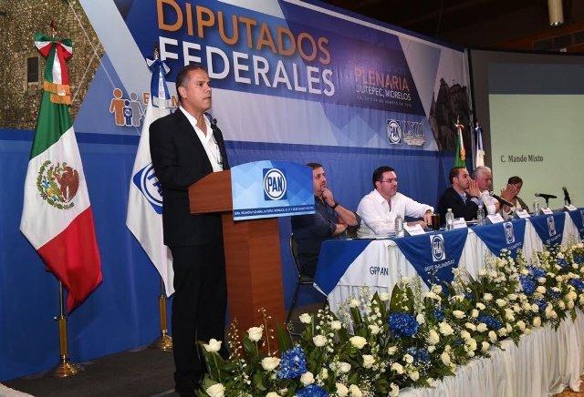 ¡Analiza Antonio Arámbula Ley General de Seguridad con legisladores federales!