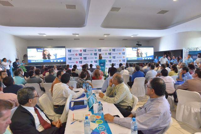 ¡El Foro Consulta Ciudadana Aguascalientes ha superado todas las expectativas: Tere Jiménez!