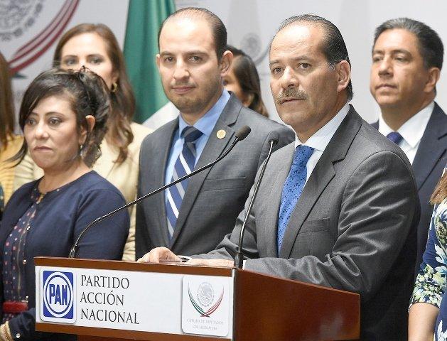 ¡Legisladores federales anuncian respaldo total al gobierno electo de MOS en Aguascalientes!