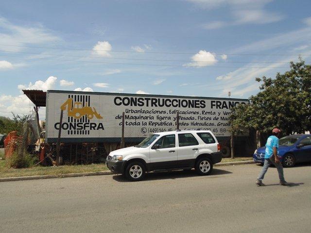 ¡3 pistoleros asaltaron una constructora en Aguascalientes!