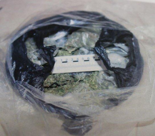 ¡Inician proceso a mujer detenida con casi medio kilo de marihuana en Aguascalientes!