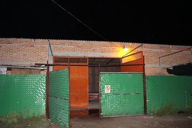 ¡Catearon taller de reparación de tanques de gas en Aguascalientes!