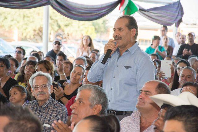 ¡Mejorar calidad de vida de los ciudadanos será mi prioridad: MOS!