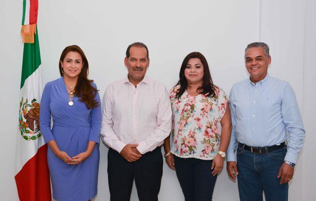 ¡Se reúne Martín Orozco con alcaldes de Aguascalientes, Jesús María y San Francisco de los Romo para diseñar plan estratégico de zona metropolitana!