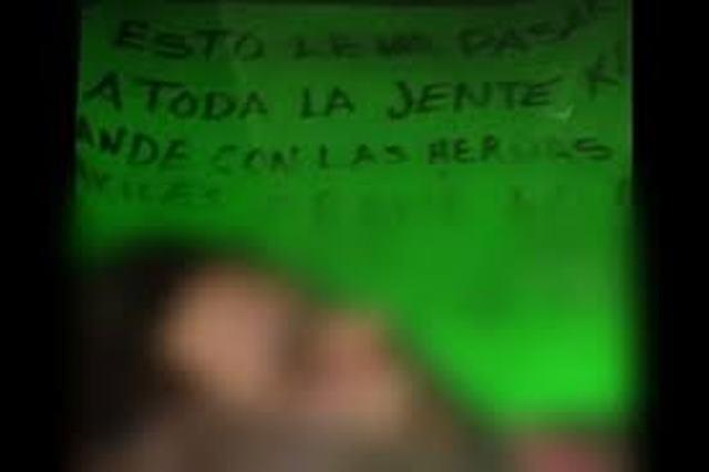 ¡Joven aguascalentense fue ejecutado y decapitado en Baja California por el CJNG!