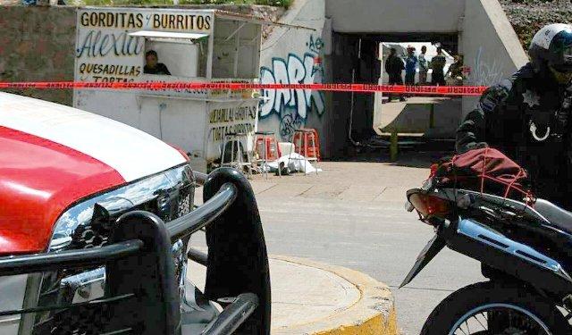 """¡""""El Lagrimitas"""" fue ejecutado mientras comía gorditas en el Mercado de Abastos de Zacatecas!"""