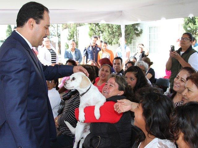 ¡Inicia Gobierno Municipal campaña de esterilización de perros y gatos!