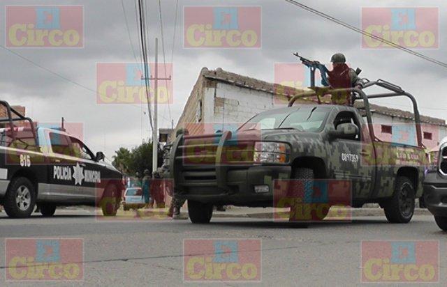 ¡Militar fue asesinado a puñaladas en Jerez, Zacatecas!