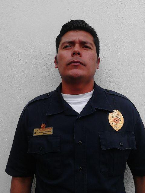 ¡Detienen a sujeto que se hacía pasar por bombero para pedir dinero en Aguascalientes!