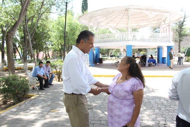 ¡Municipio de Jesús María llevó el Miércoles Ciudadano a San Antonio de los Horcones!