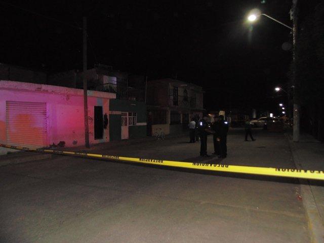 ¡Intentaron ejecutar a balazos a un vendedor de drogas en Aguascalientes!