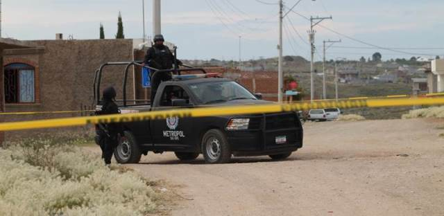 ¡Intentaron ejecutar a balazos a un hombre en Zacatecas y resultó herido de gravedad!
