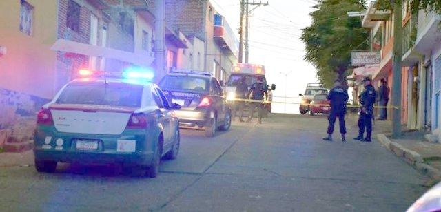 ¡Intentaron ejecutar a balazos a un joven en Zacatecas!