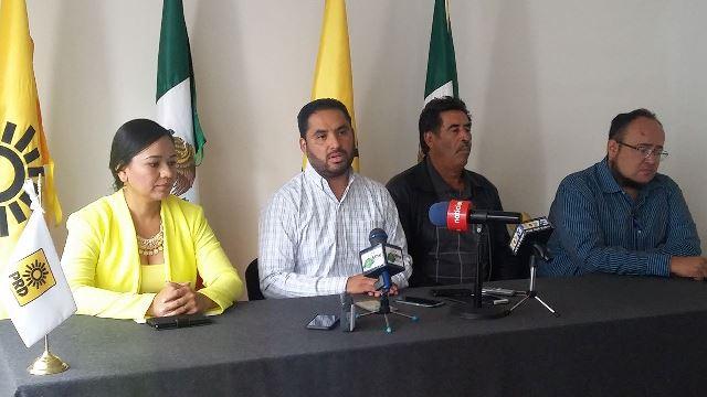 ¡Pide el PRD a Nueva Alianza resignación!