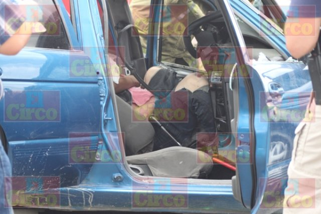 ¡Choque frontal le costó la vida al ex escolta del alcalde de Lagos de Moreno!