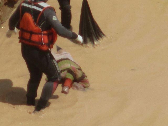¡Ancianita desaparecida fue hallada muerta en un banco de tepetate en Aguascalientes!