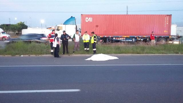 """¡Empleado murió arrollado por un auto """"fantasma"""" en Aguascalientes!"""