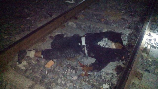 ¡Alcohólico crónico murió atropellado por el tren en Aguascalientes!