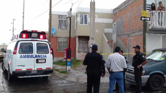 ¡Albañil fue encontrado muerto y putrefacto en una casa en Aguascalientes!