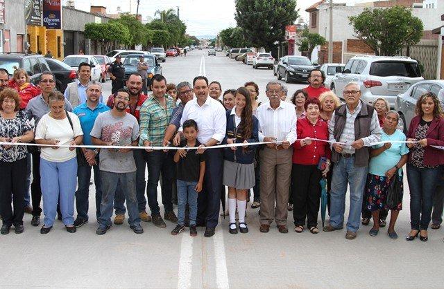 ¡Continúa Gobierno de la ciudad con renovación de infraestructura vial e hidrosanitaria!