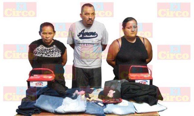 ¡Detuvieron a 3 aguascalentenses por cometer robos en municipios de Jalisco!