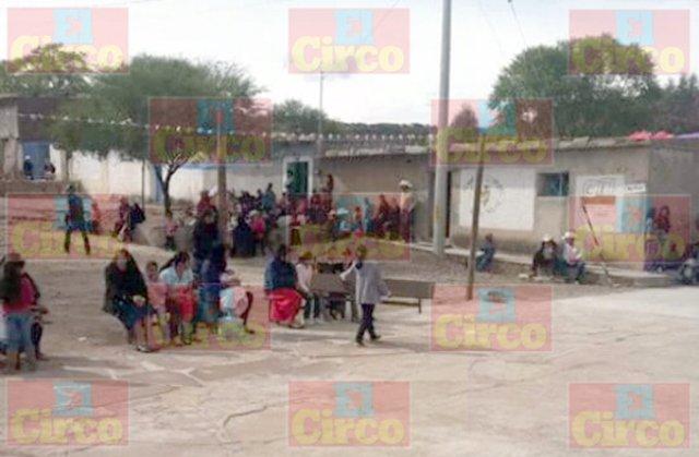 ¡Sangrienta riña campal dejó varios lesionados en Valparaíso, Zacatecas!