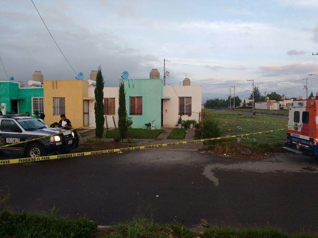 ¡Mujer deprimida se suicidó en su casa en Aguascalientes!