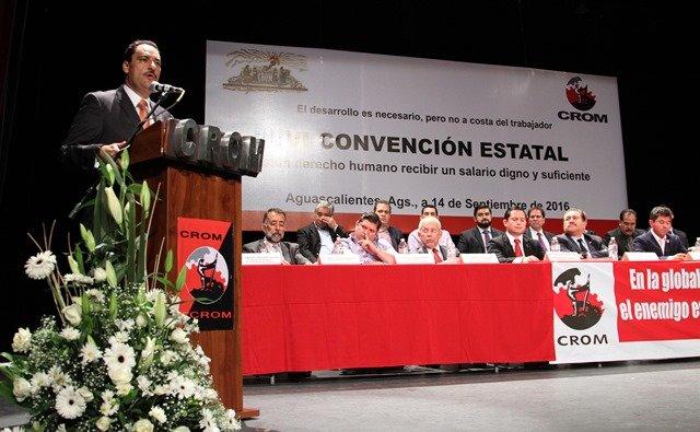 ¡Reafirma alcalde Juan Antonio Martín del Campo respaldo al sector obrero!