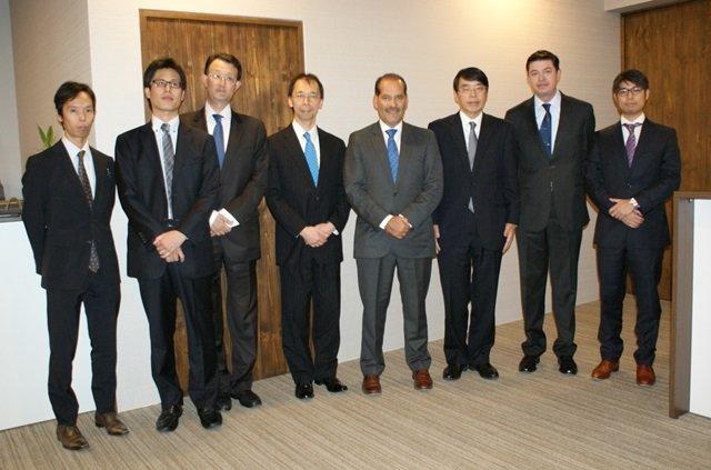 ¡Acuerda Martín Orozco fortalecer vínculos industriales y académicos con Japón!