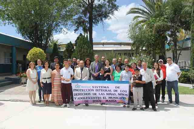 ¡Se instaló el Sistema de Protección Integral de Niñas, Niños y Jóvenes del Municipio de Jesús María!