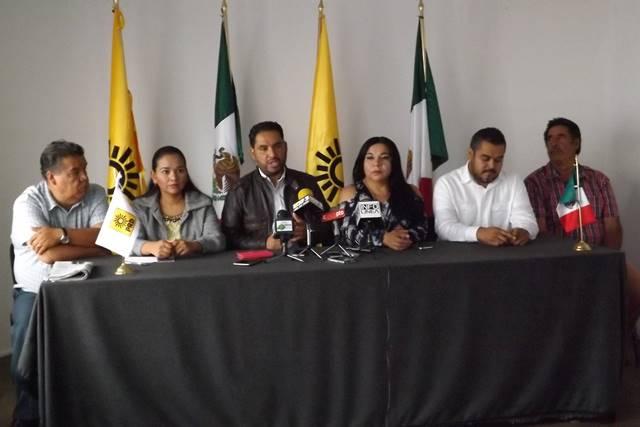 ¡La Federación quiere castigar a Aguascalientes con 1700mdp: PRD!