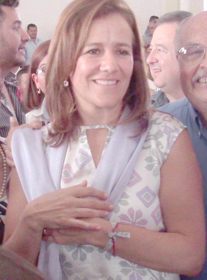 ¡Visita de Donald Trump era innecesaria y debió ofrecer una disculpa: Margarita Zavala!