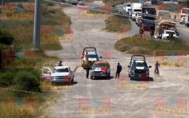 ¡Tras una persecución detuvieron a ladrones de vehículos en Lagos de Moreno!