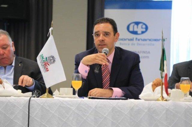 ¡Presentan al gobernador de Zacatecas programas de impulso a la economía!