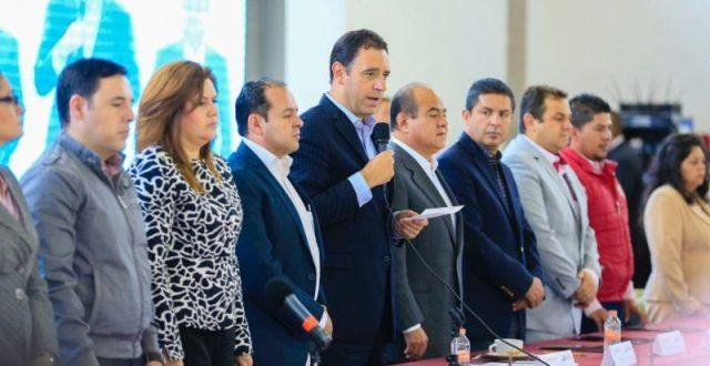 ¡Para integrar el Plan Estatal de Desarrollo vamos a escuchar a la gente: Alejandro Tello!