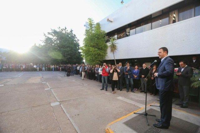 ¡Educación, base para la generación de empleos, desarrollo económico y para garantizar seguridad: Alejandro Tello!