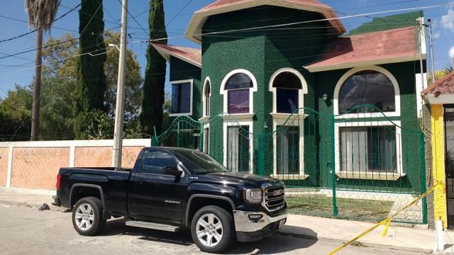 ¡Detuvieron a 6 integrantes del CJNG en una casa de seguridad en Aguascalientes!