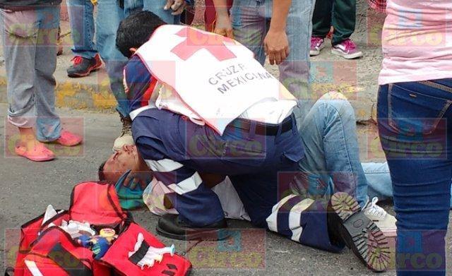 ¡A batazos agredieron y lesionaron a un joven en Lagos de Moreno!