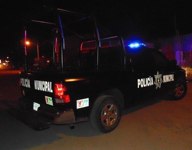 ¡2 sujetos encapuchados asaltaron una tienda de autoservicio en Aguascalientes!