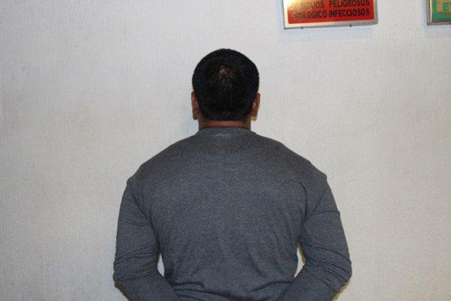 ¡Detuvieron y encarcelaron a sujeto que intentó ejecutar a otro a balazos en Aguascalientes!