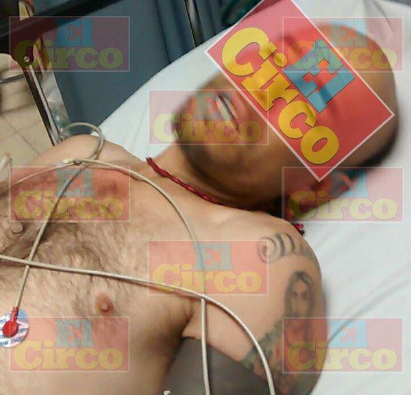 GALERÍA/¡Balacera en La Chona deja 2 muertos y 2 heridos; además secuestraron a 8!