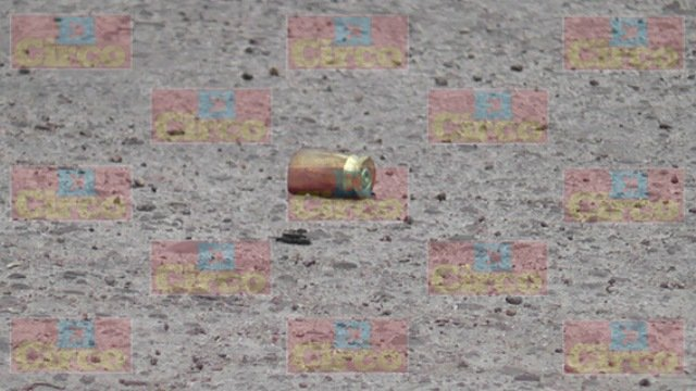 ¡Un hombre fue ejecutado a balazos y una mujer lesionada en Monte Escobedo, Zacatecas!
