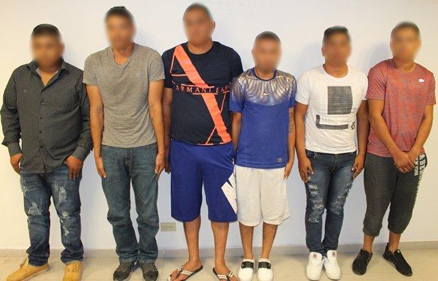 """¡Desmembraron banda de traficantes de drogas y que """"lavaban"""" dinero en Aguascalientes!"""