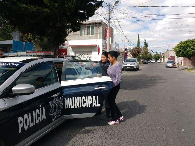 ¡Detuvieron a 2 mujeres que intentaban traficar con un bebé en Aguascalientes!