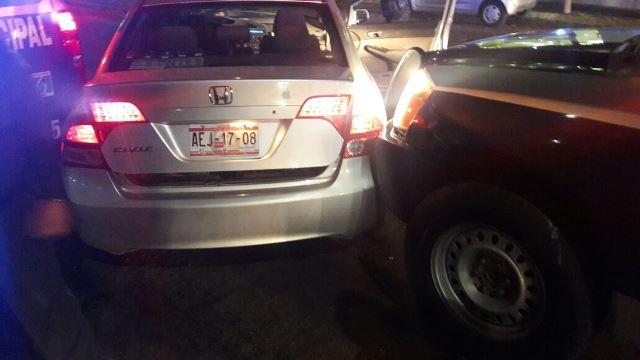 ¡A balazos detuvieron a un automovilista que causó daños en una residencia en Aguascalientes!